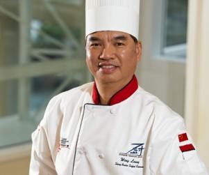 Chef Leung Pong Wing, Shiang Garden Seafood Restaurant