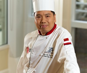 Chef Andy Liu, Sea Harbour Seafood Restaurant