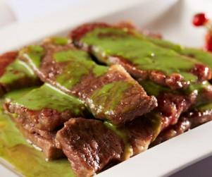 Wasabi Alberta Beef Short Rib by Chef Raymond Cheung