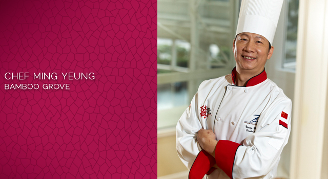 Stir-fried B.C. Geoduck with Eggs by Chef Ming Yeung