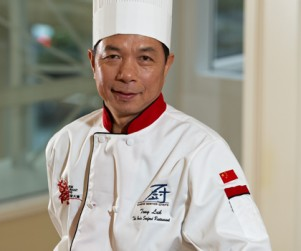 Chef Tony Luk, The Jade Seafood Restaurant
