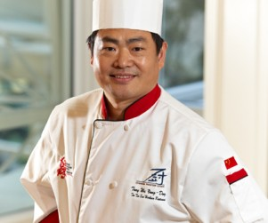 Chef Tony Wu, Tin Tin Seafood Harbour