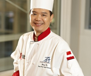 Chef Wing Ho, Fortune House Seafood Restaurant