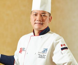 Executive Chef Huang Wufen, H.L. Peninsula Catering Group, Guangzhou