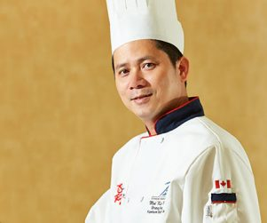 Executive Chef Mok Kit Keung, Shang Palace, Hong Kong