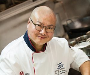 Executive Chef Sam Leung, Dynasty Seafood Restaurant, Vancouver