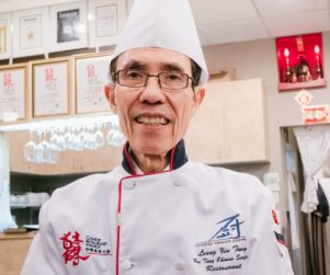 Executive Chef Leung Yiu Tong, Hoi Tong Chinese Seafood Restaurant, Richmond