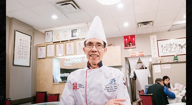 Chef Leung Yiu Tong, Hoi Tong Chinese Seafood Restaurant Richmond